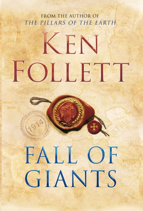 Fall of the giants book review